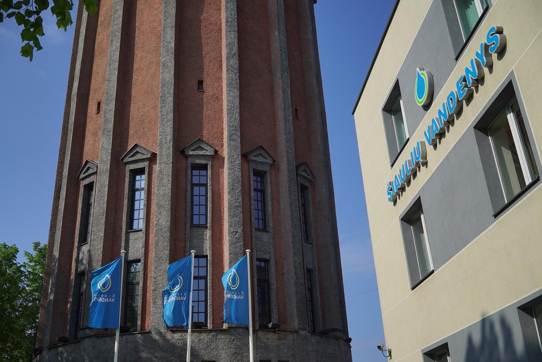 """UAB """"Šiaulių vandenys"""" neskaičiuos delspinigių finansiškai paveiktiems klientams"""