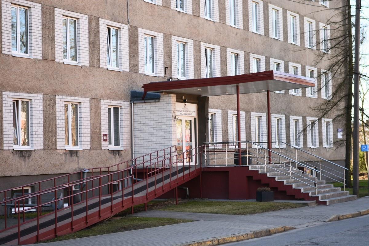 Panevėžio slaugos ligoninė ruošiasi galimiems koronaviruso susirgimams