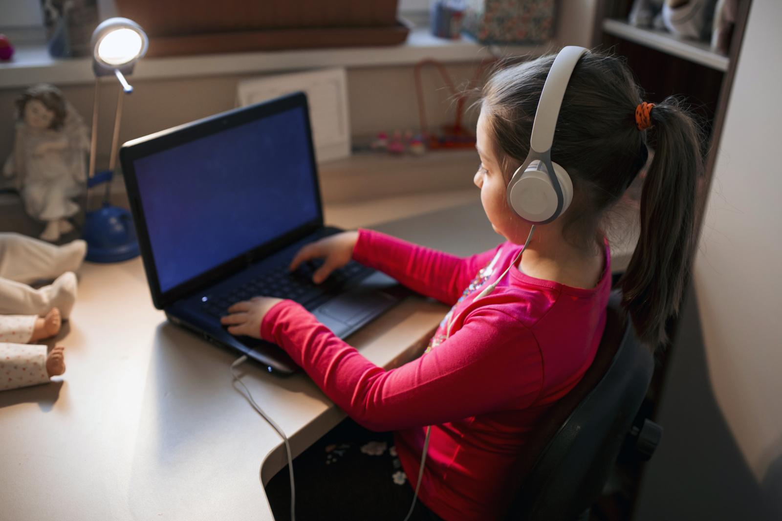 Trakų rajono švietimo įstaigose pradedamas mokymas nuotoliniu būdu