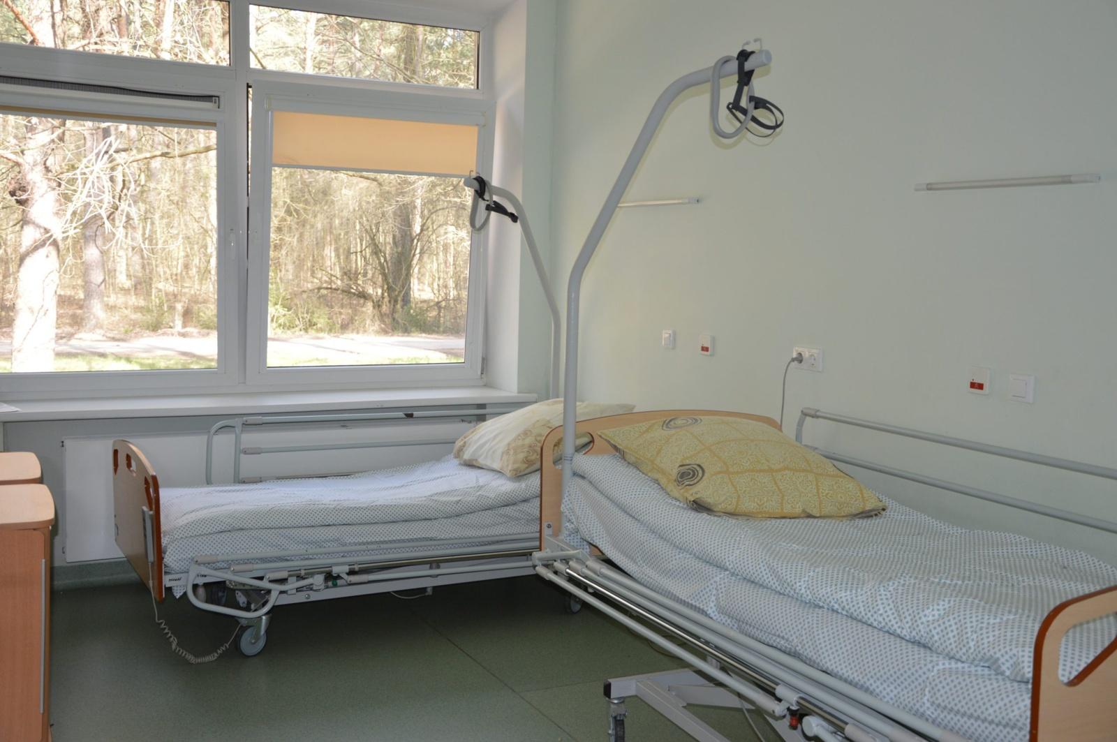 Prienų ligoninė pasiruošusi gydyti pacientus su koronaviruso infekcija