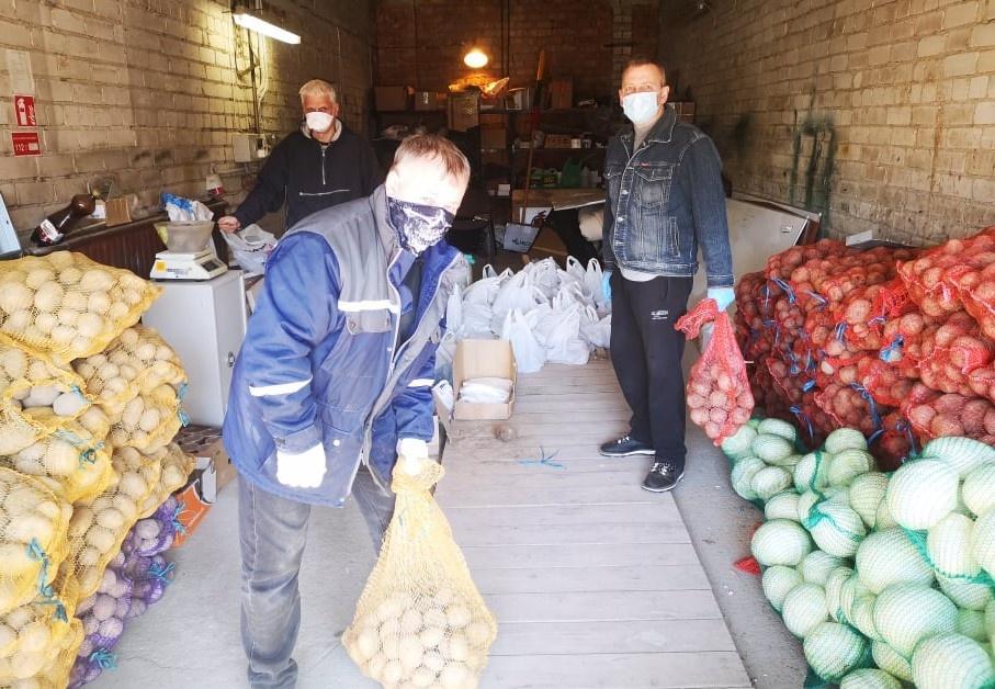 Širvintų rajono ūkininkų parama sunkiu metu