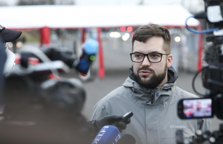 Vilnius karščiavimo kliniką greičiausiai atidarys Lazdynų poliklinikoje