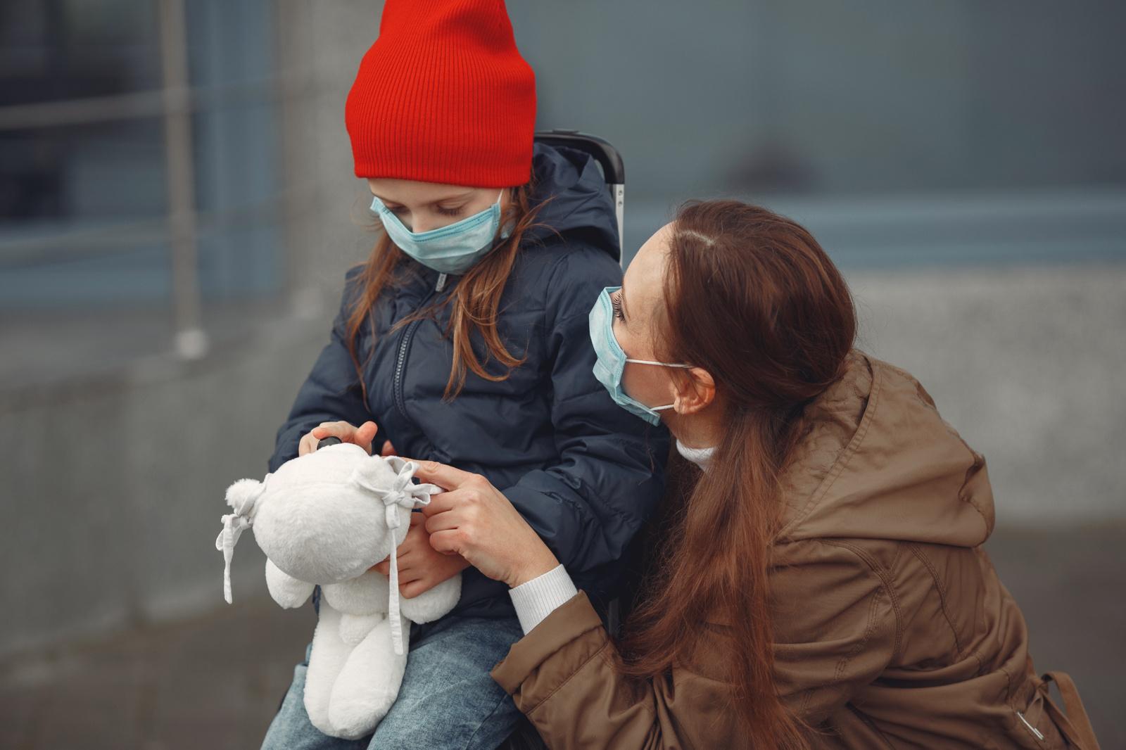 Ragina tėvus suplanuoti,  kas kritiniu atveju pasirūpintų jų vaikais