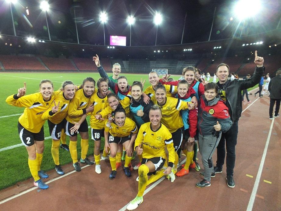 """UEFA Čempionių lygos rekordų metraščiuose – ir Šiaulių """"Gintros-Universiteto"""" vardas"""