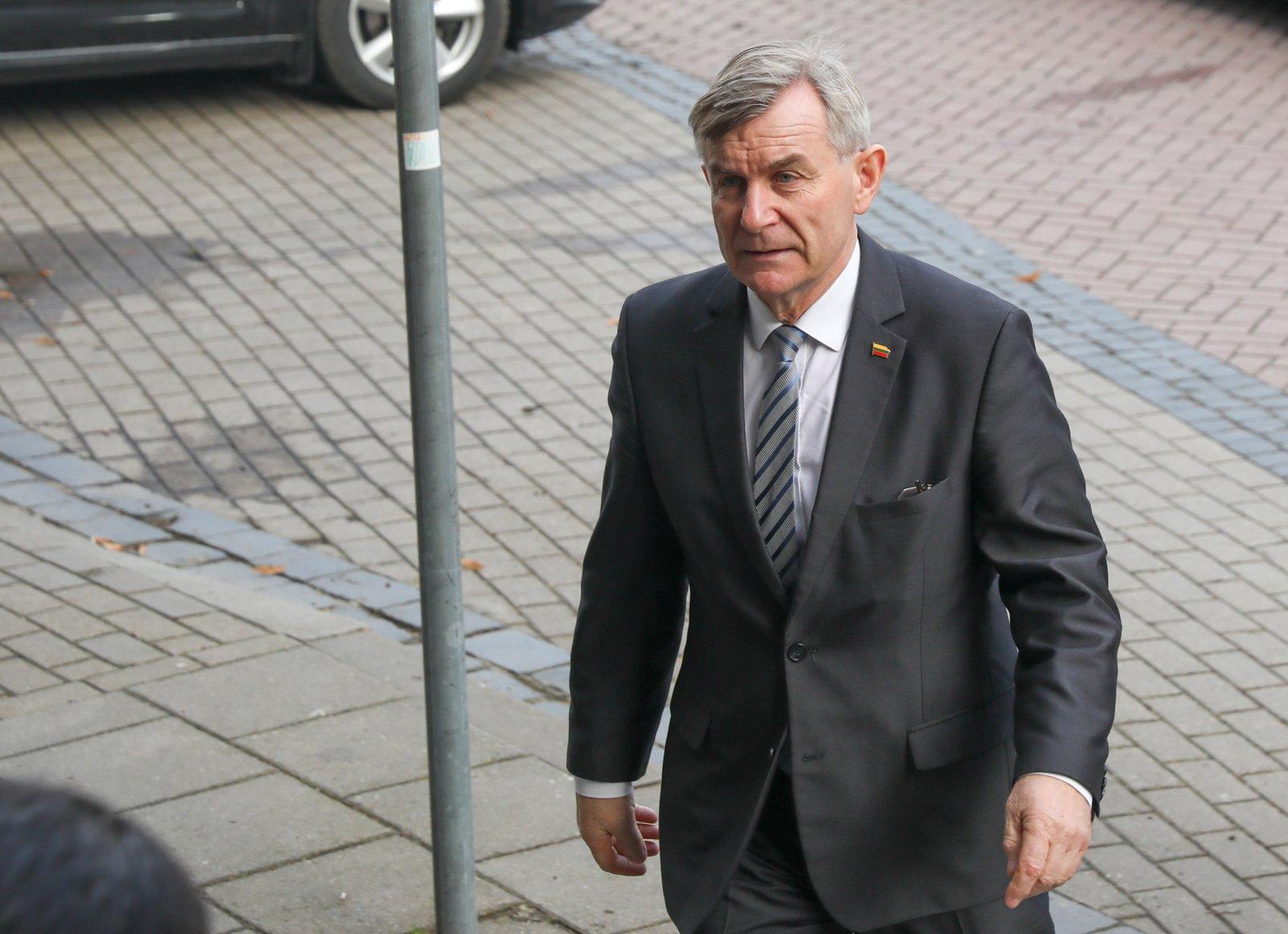 V. Pranckietis Seimo rinkimuose dalyvaus su Liberalų sąjūdžiu