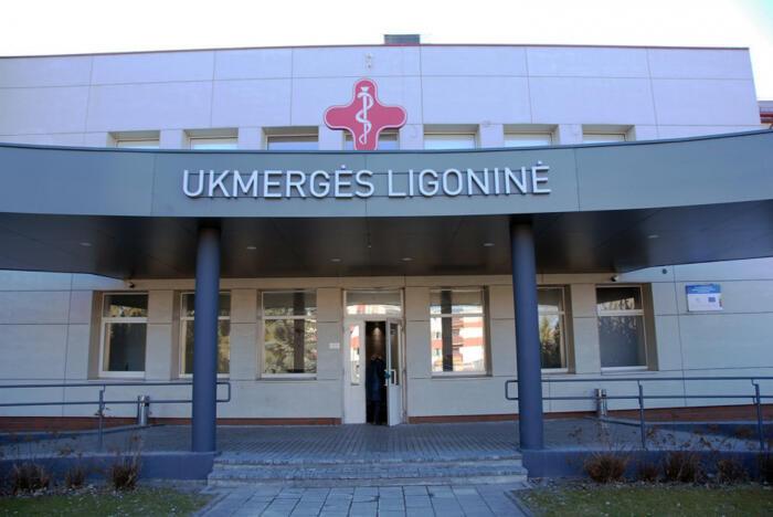 Ukmergės ligoninėje pradeda dirbti Chirurgijos ir Akušerijos skyriai