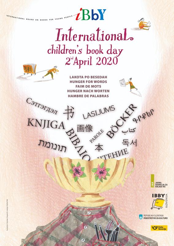 Balandžio 2-9 d. Vaikų literatūros savaitę švenčiame namuose