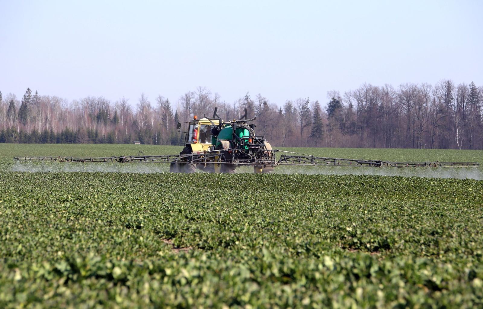 Ūkininkai bijo ne karantino, o sausros