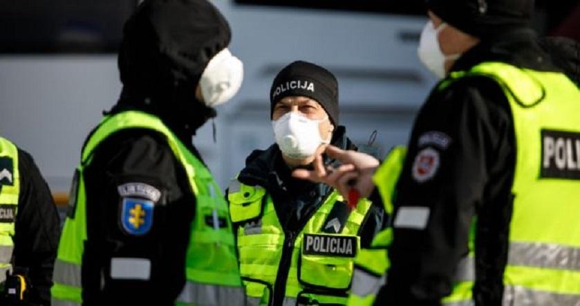 Klaipėdos apskrityje policija budės 34 postuose