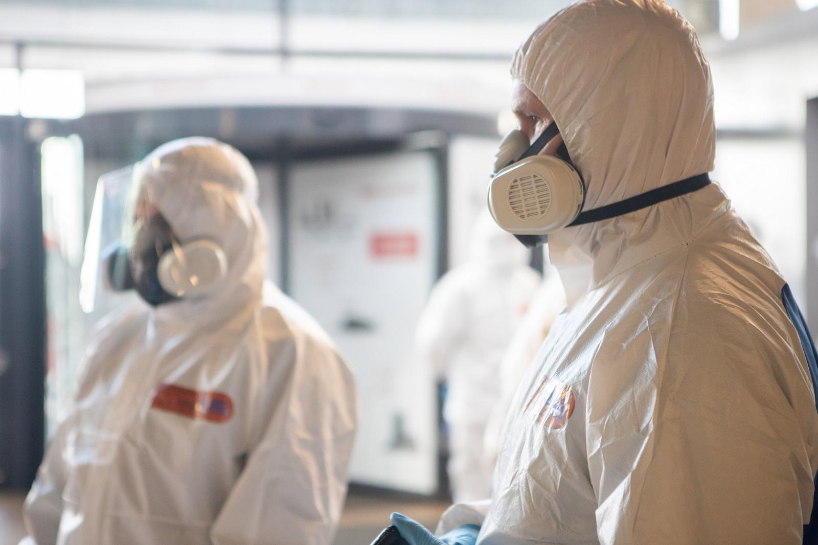 Koronavirusu užsikrėtė trys Respublikinės Vilniaus psichiatrinės ligoninės pacientai