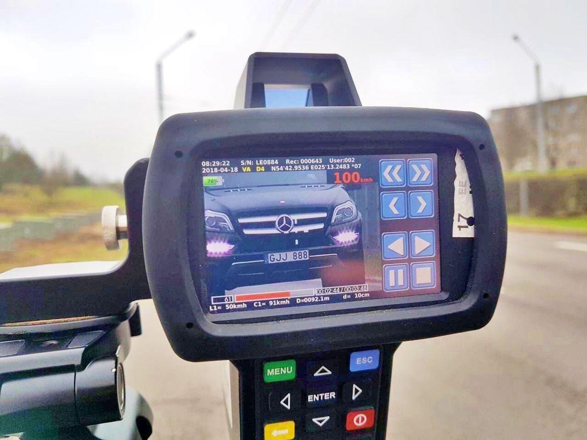 Perspėja vairuotojus – pasitikrinkite, kokias turite baudas už KET pažeidimus