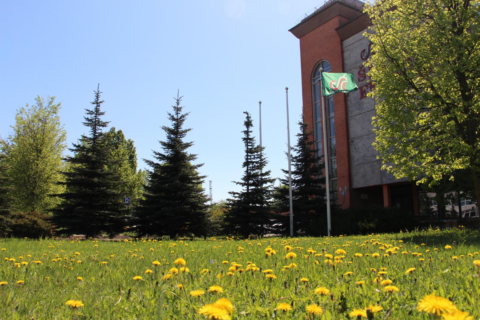 Paskutinėmis balandžio dienomis Šiaulių mieste ir rajone baigiamas šildymo sezonas