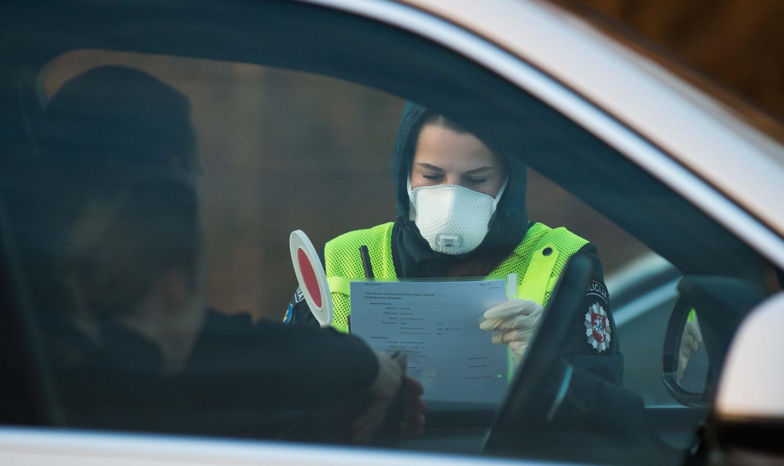Utenos apskrities keliuose pareigūnai nustatė 124 pažeidimus