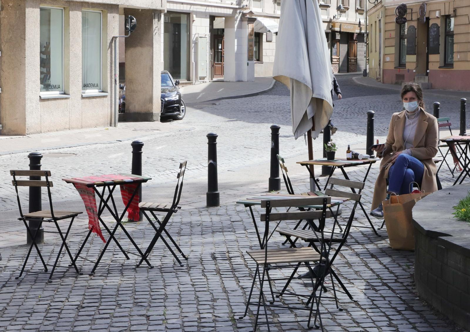 Restoranų ir kavinių planus jaukia sudėtingi reikalavimai, pakitę žmonių įpročiai