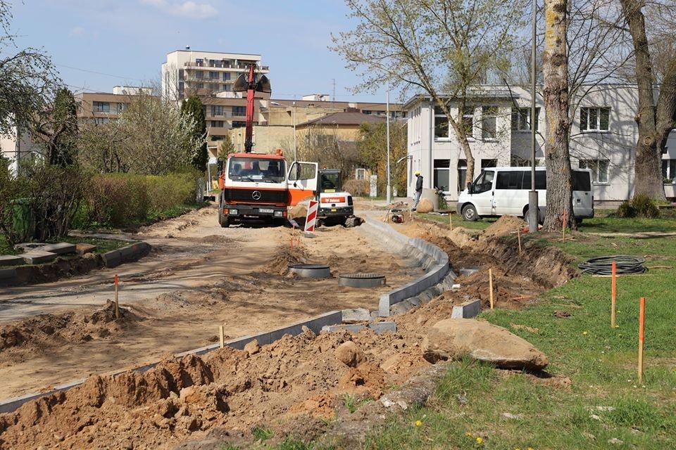 Bus remontuojami Druskininkų keliai: pranešta, kurie ruožai sulauks atnaujinimo