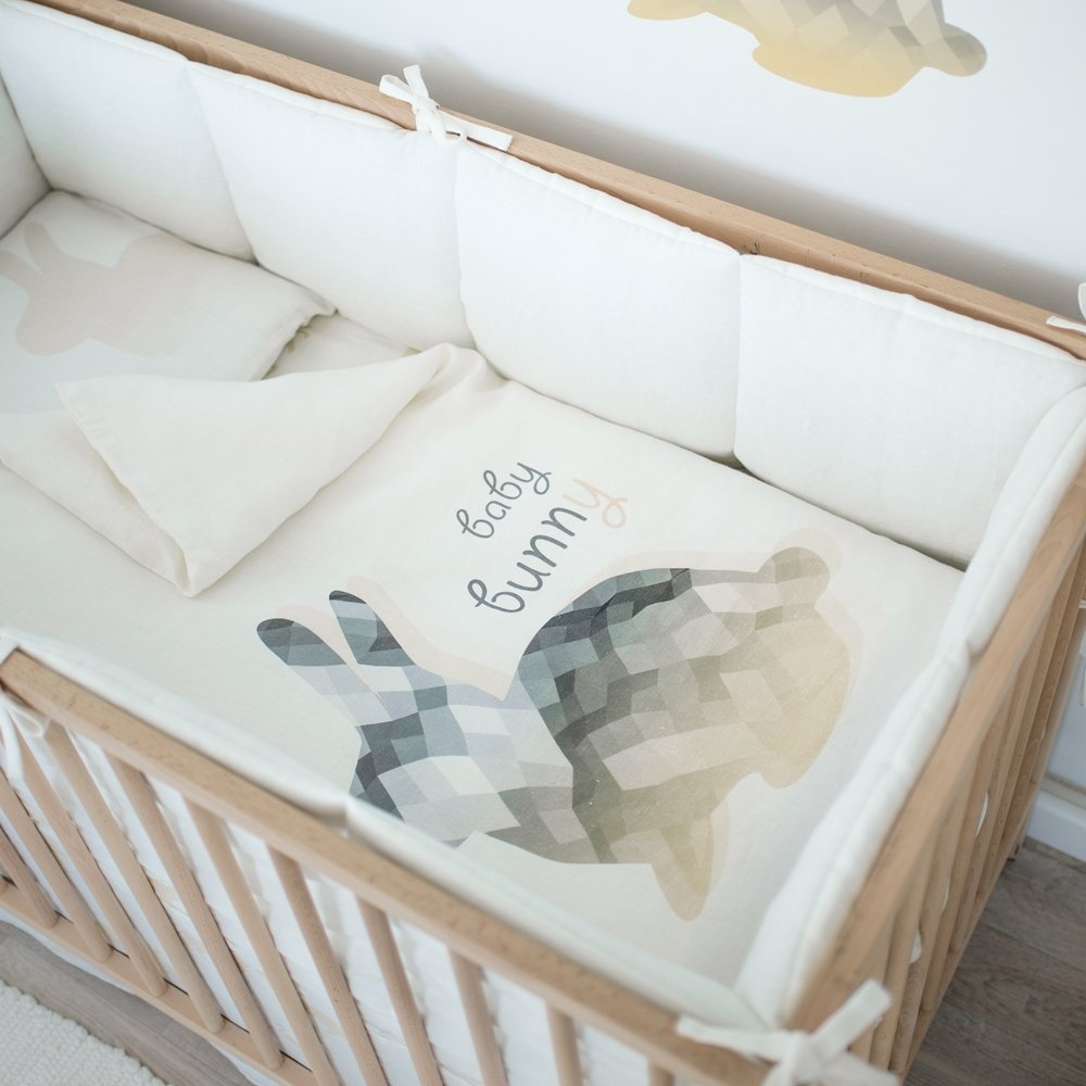 Kaip vaikų patalynė gali prisidėti prie kokybiško mažųjų miego? Kas svarbu ir į ką verta atkreipti dėmesį