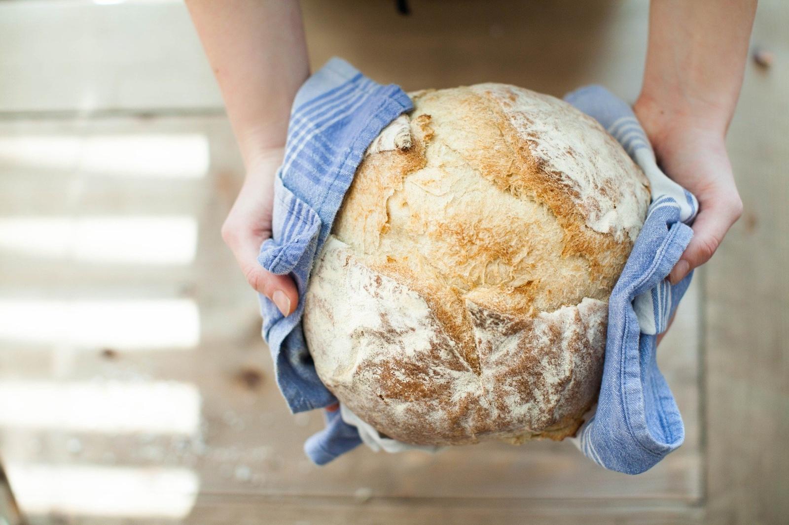 Duona be gliuteno: kaip pasigaminti patiems?