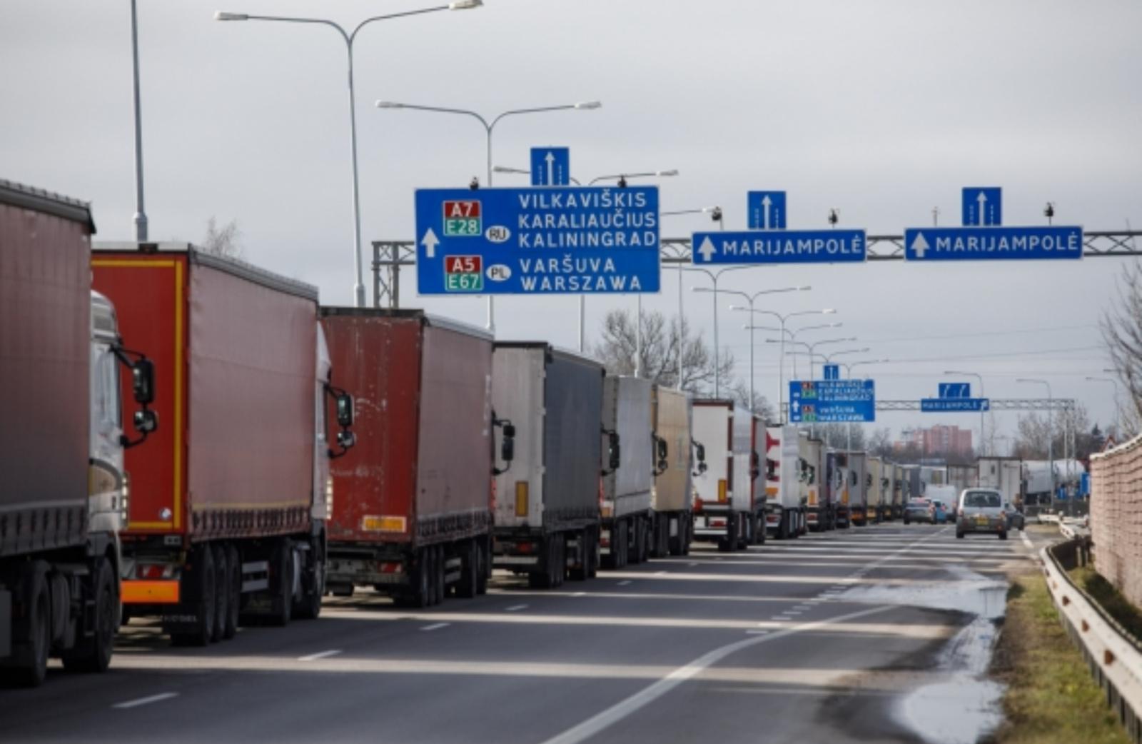 Lietuvos ir dar 8 valstybių ministrai ragina europarlamentarus taisyti Mobilumo paketą