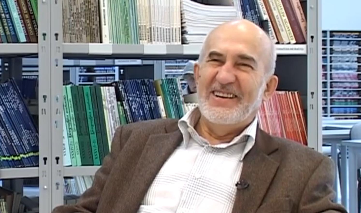 Profesoriui Aloyzui Gudavičiui – 80