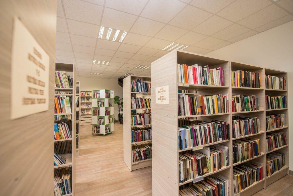 Kauno savivaldybės biblioteka dirbs ilgiau ir teiks daugiau paslaugų
