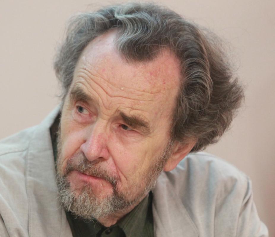 Mirė rašytojas, dramaturgas Eugenijus Ignatavičius