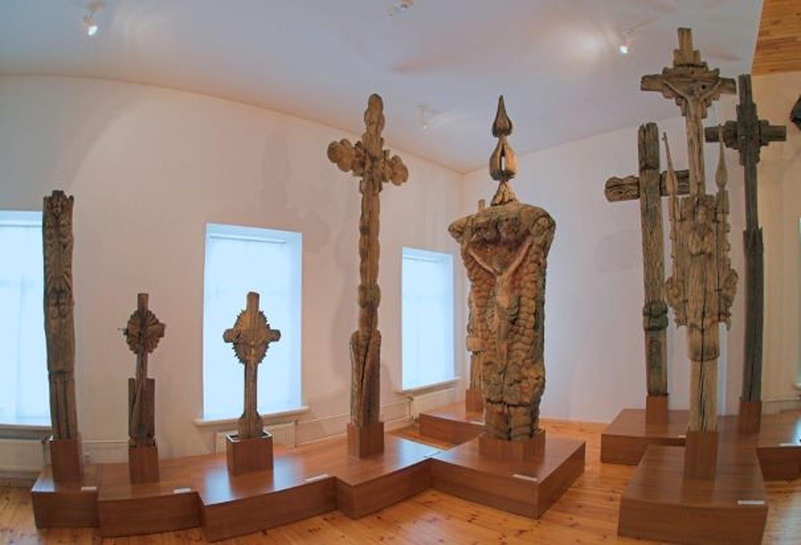 Tarptautinės muziejų dienos proga Kėdainiai pristato Vinco Svirskio kryžių