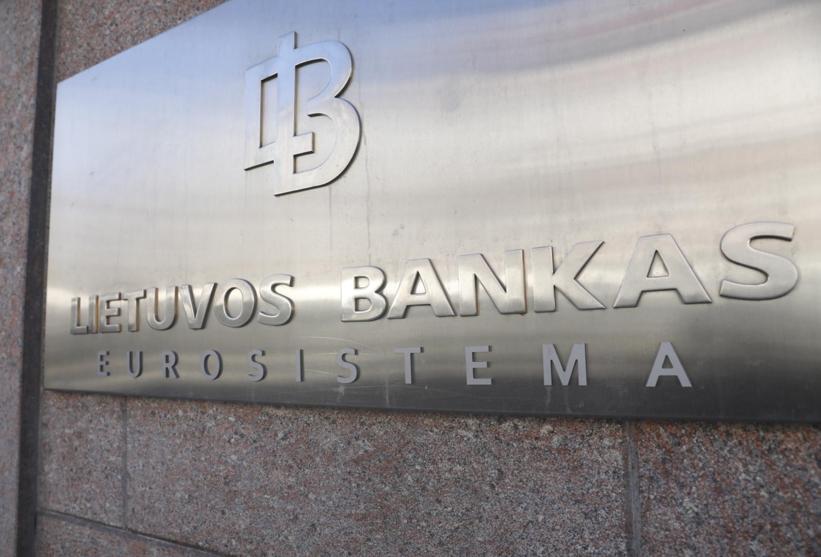 Lietuvoje veikiančių bankų turtas praėjusiais metais pirmą kartą viršijo 30 mlrd. eurų