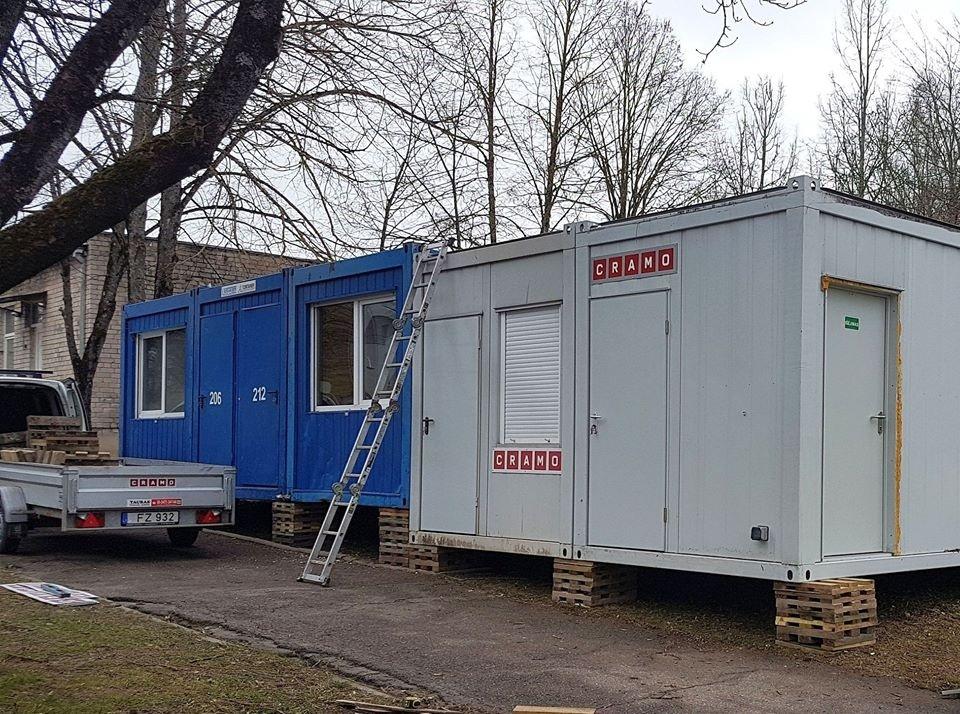 Elektrėnų savivaldybės gyventojams nuo šiol paslaugas teiks Trakų karščiavimo klinika