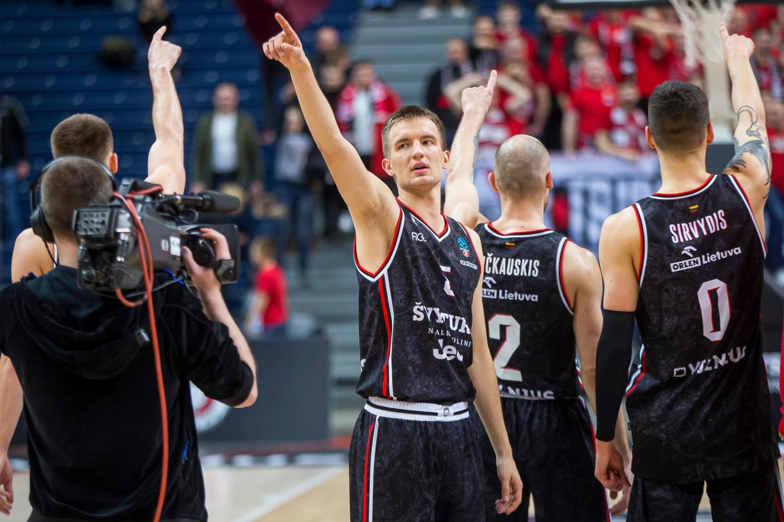 """""""Rytas"""" žais FIBA Čempionų lygos turnyre"""