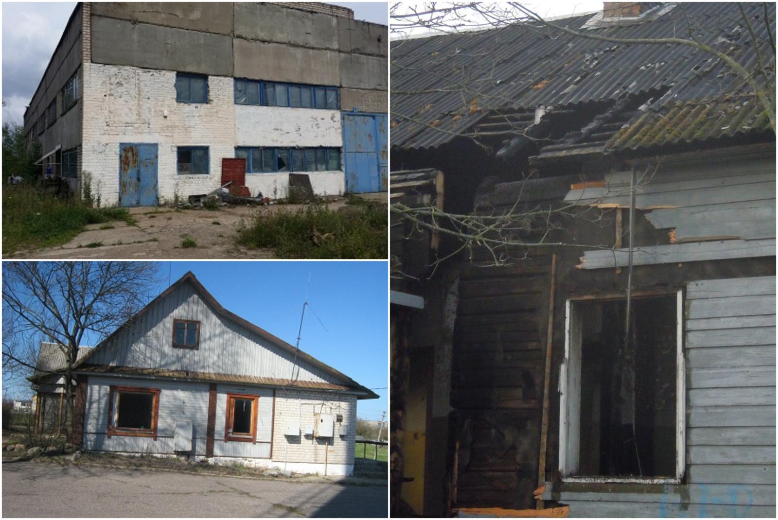 Ignalinos rajono savivaldybės administracija parduoda nekilnojamąjį turtą