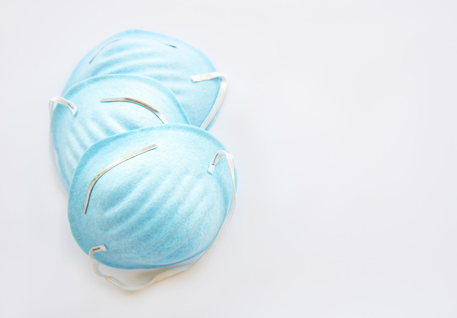 Iš Kinijos į Lietuvą atgabenta respiratorių siunta