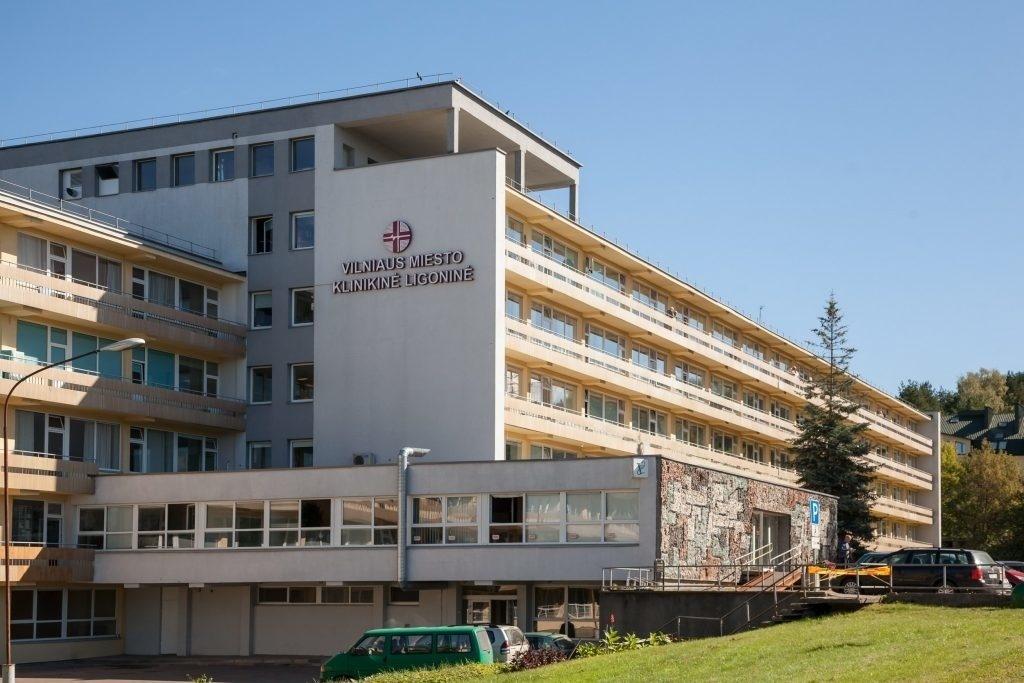 Dėl situacijos Vilniaus miesto klinikinėje ligoninėje kreiptasi į teisėsaugą