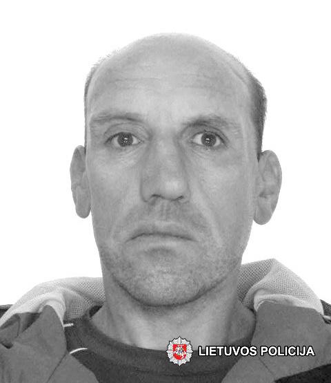 Trakų pareigūnai ieško dingusio vyro