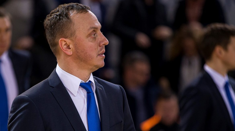 Komanda išsaugojo M. Šernių ir visą trenerių štabą
