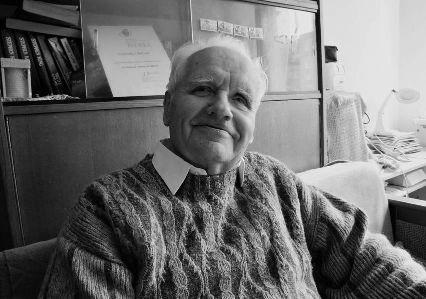 Mirė žurnalistas Danielius Binkys (1935-2020)