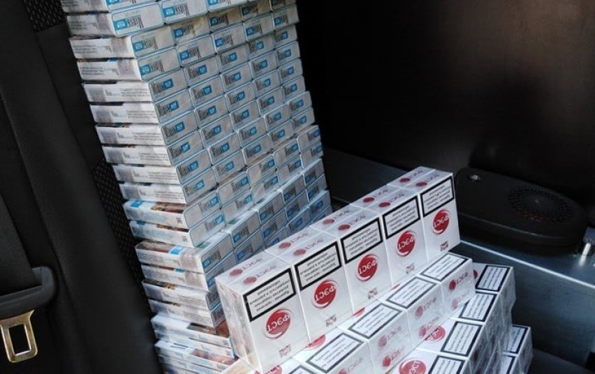 Tauragėje pastebėta moteris, pardavinėjanti kontrabandines cigaretes