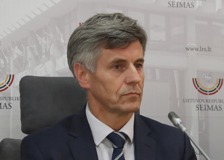 D. Gedvilas apie kritiką dėl kultūros infrastruktūros atnaujinimo: apmaudu, kad atsiranda susipriešinimas