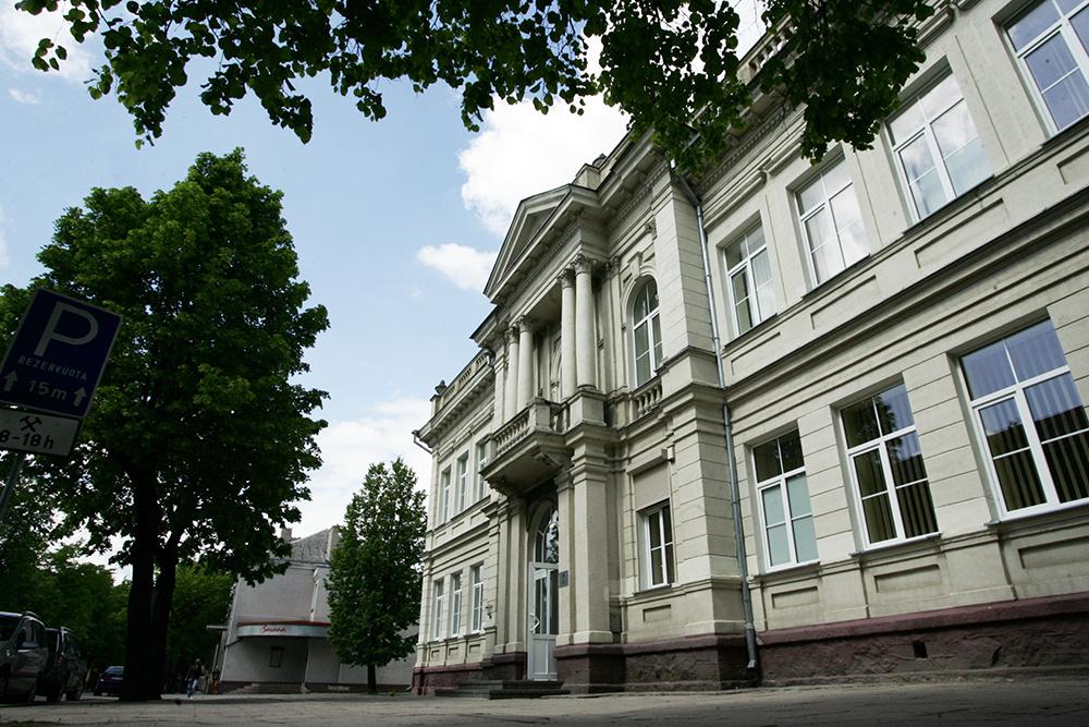 Šiaulių universiteto STEAM centre – kūrimosi darbai
