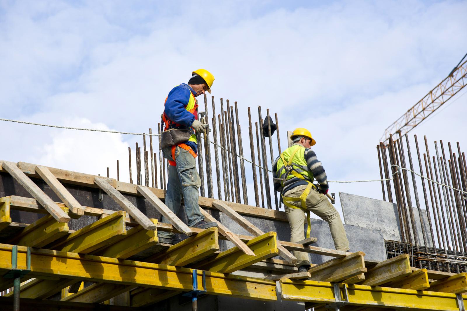 Statybų sektorius – ant pokyčių slenksčio: kas keičia ir keis šį sektorių?