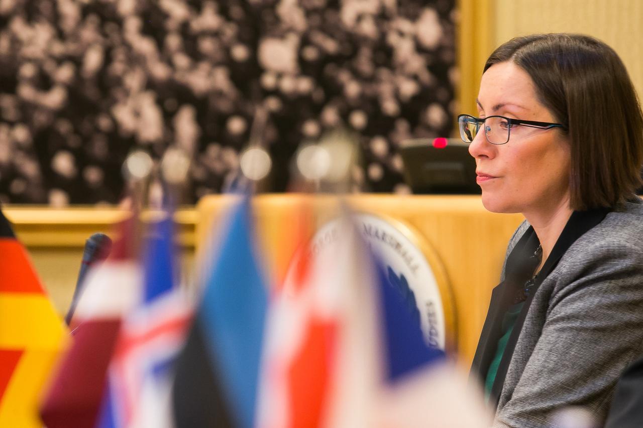 R. Bunevičiūtė paskirta naująja Seimo nuolatine atstove Europos Sąjungoje