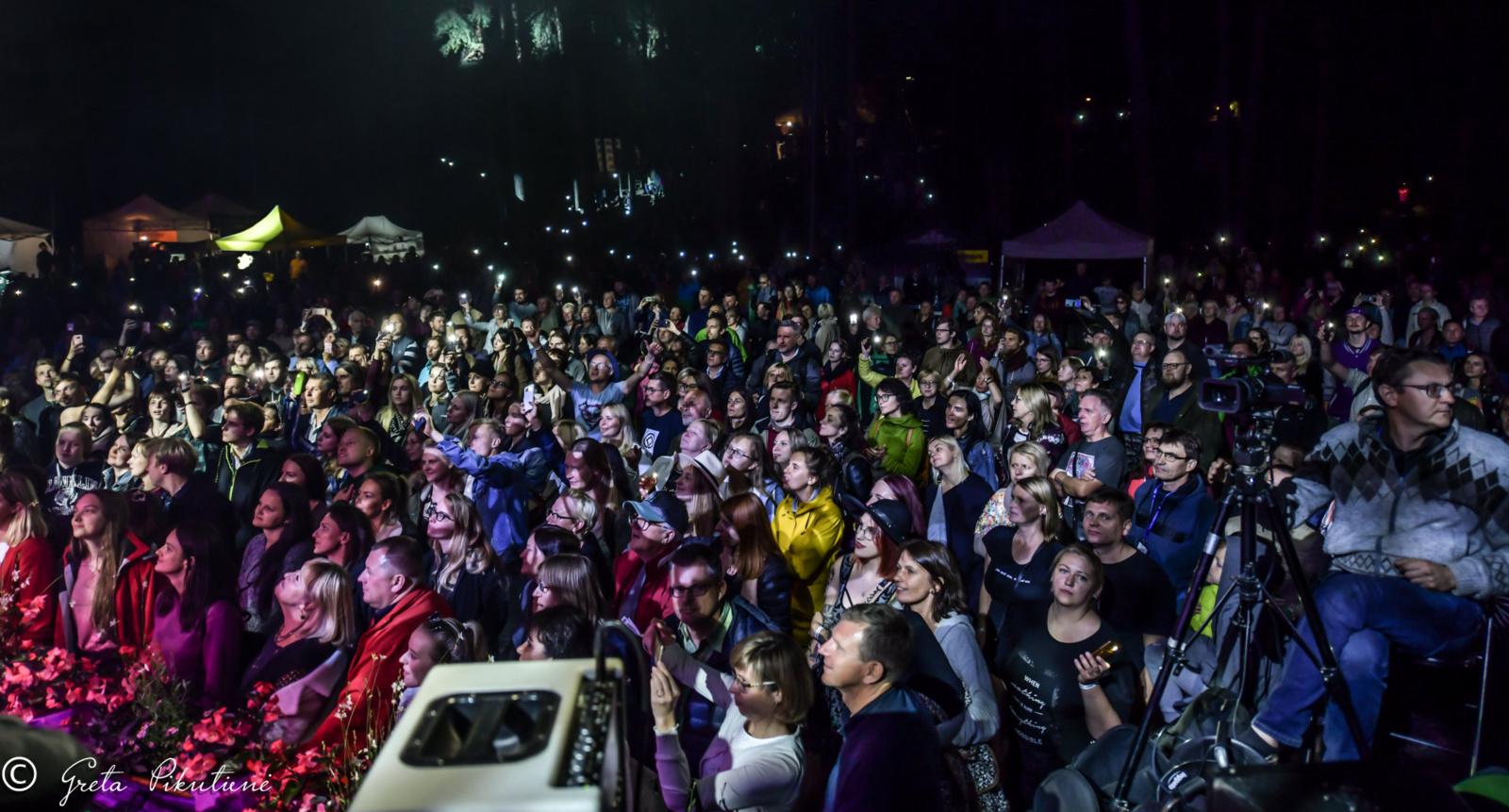 """""""Purpurinio vakaro"""" organizatoriai apsisprendė: festivalis Anykščiuose rugpjūtį įvyks"""