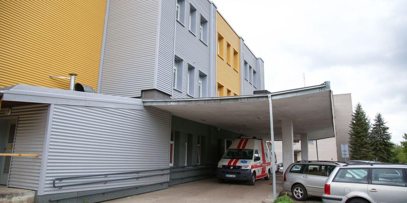 Dėl karantino sugriežtinus sąlygas ligoninėse, Kėdainiuose nebėra rezidentų