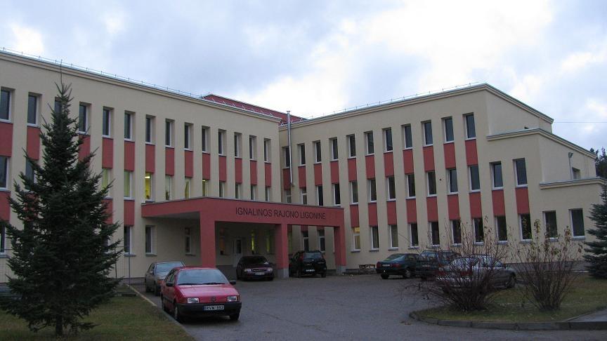 Ignalinos rajono ligoninės darbuotojui patvirtintas koronavirusas