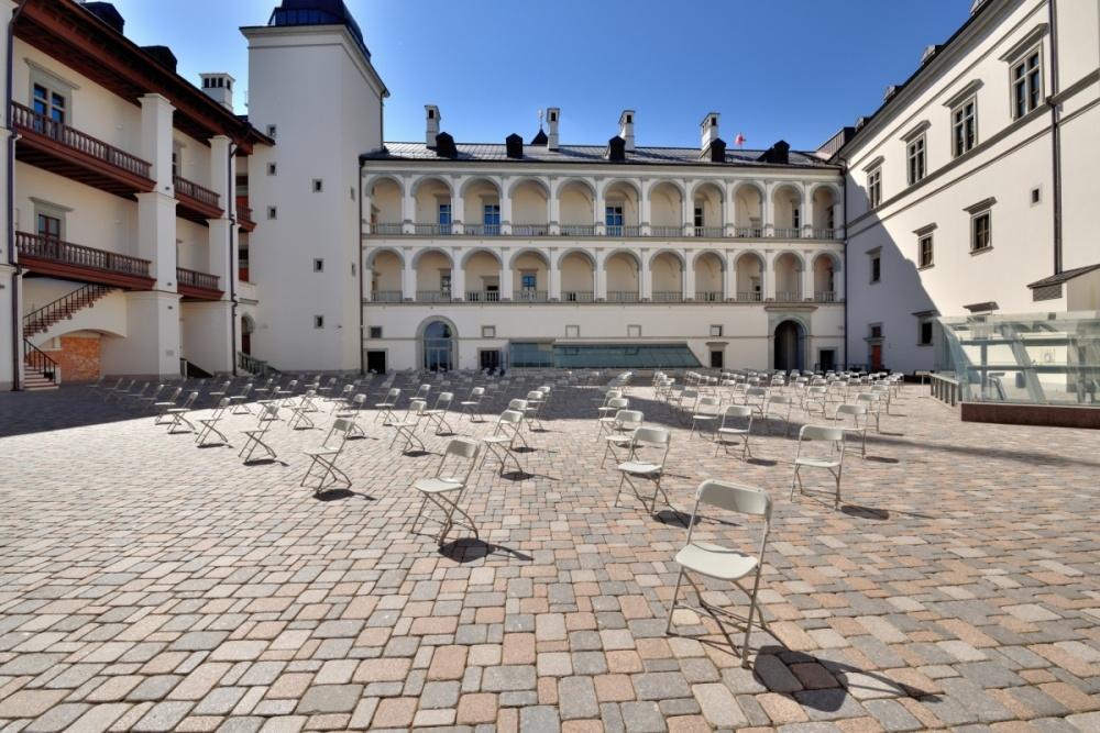 """Valdovų rūmų muziejus kartu su visais tars """"Ačiū, Lietuva!"""""""