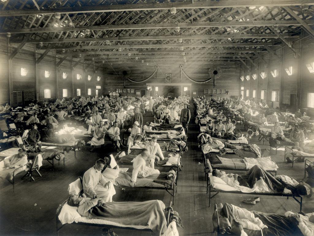 Ispaniškasis gripas: mirtiniausia pandemija žmonijos istorijoje