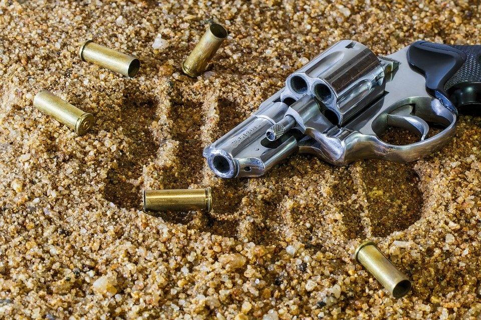Kaune pavogti šeši šaunamieji ginklai