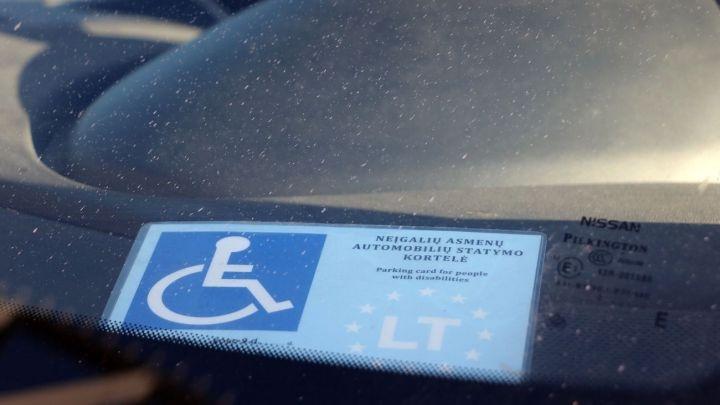 Nuo kitų metų dvigubėja automobilio įsigijimo ar pritaikymo kompensacijos neįgaliesiems