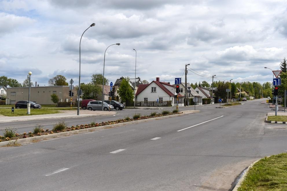 Skirtos papildomos lėšos Panevėžio gatvių remontui