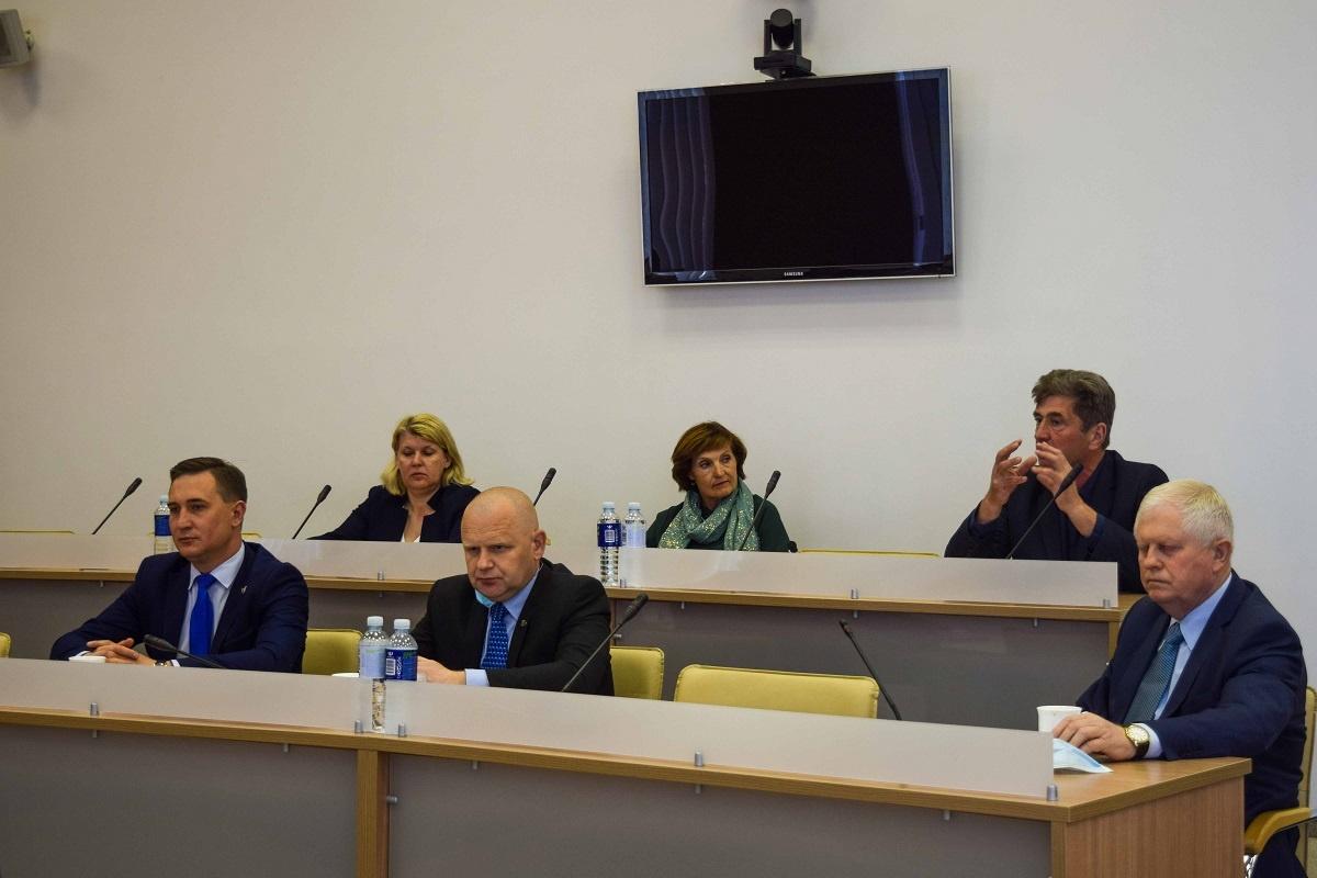 Raseinių rajono savivaldybė pasidalino gerąja patirtimi su kolegomis iš Šilalės