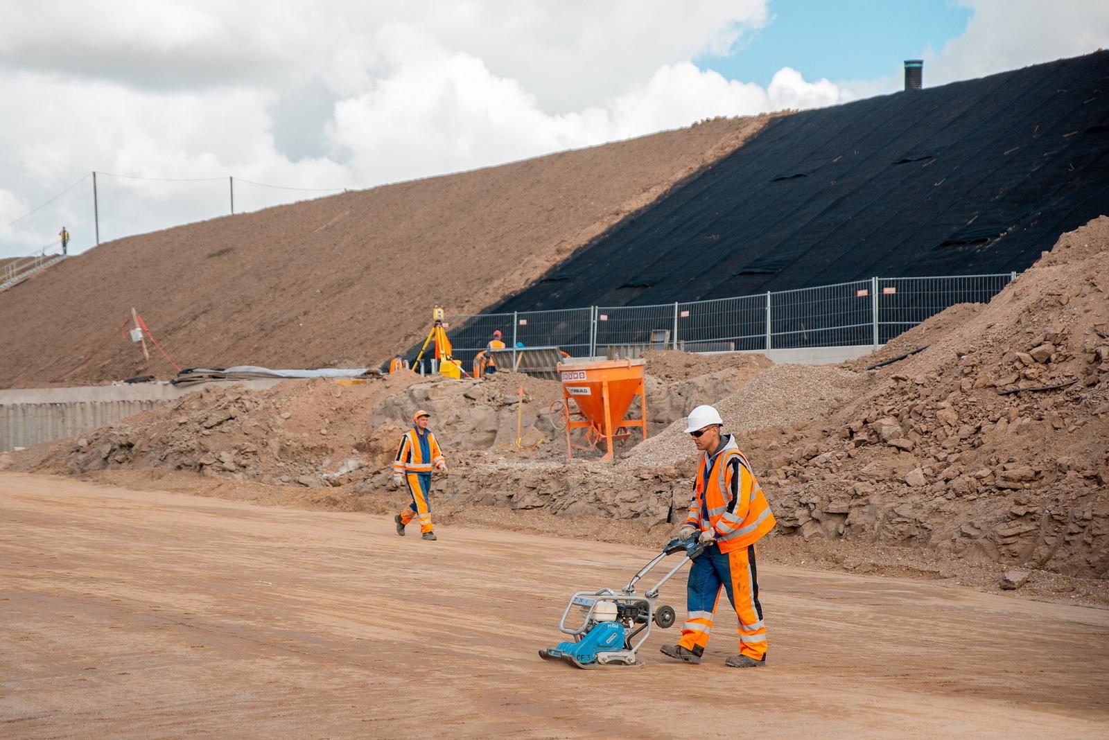 Baigtas pirmasis Islandijos plento Kaune rekonstrukcijos etapas